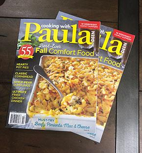 Paula Dean Magazine